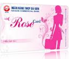 Thẻ Rose Card