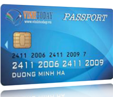 Thẻ Vinh Today Passport