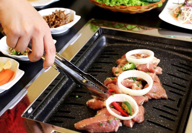 khuyến mại tại Nhà hàng Sườn nướng Hàn Quốc