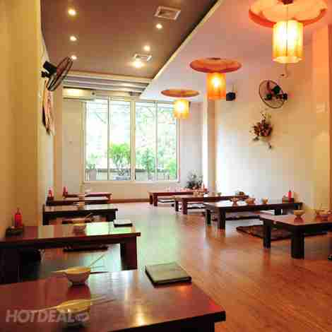 khuyến mãi tại GimBup Shochu Restaurant