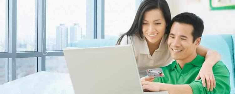 Thẻ tín dụng MasterCard Platinum