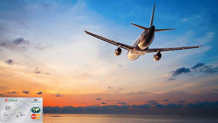 Thẻ đồng thương hiệu Vietnam Airlines- MasterCard Platinum