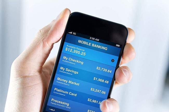 Dịch vụ Mobile banking gắn liền với smartphone