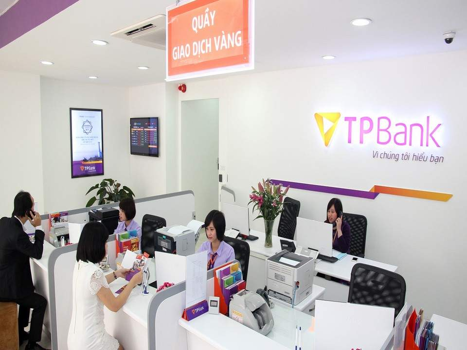 Phòng giao dịch TPBank