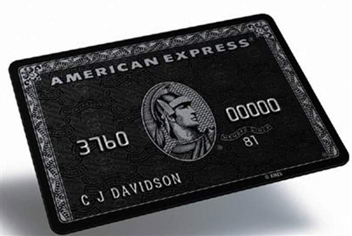 Thẻ American Express Centurion