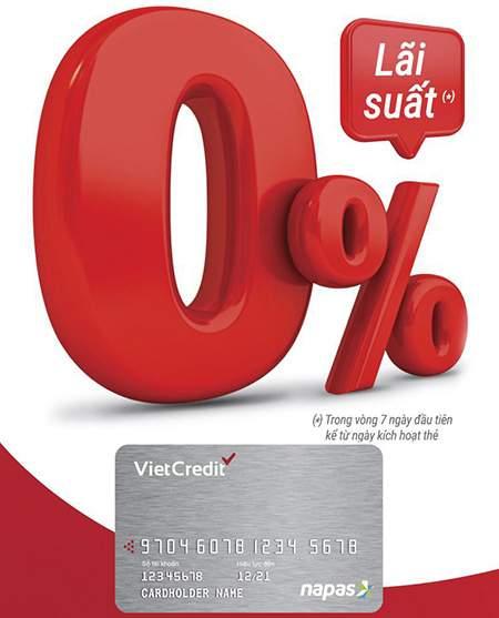 Thẻ Vietcredit