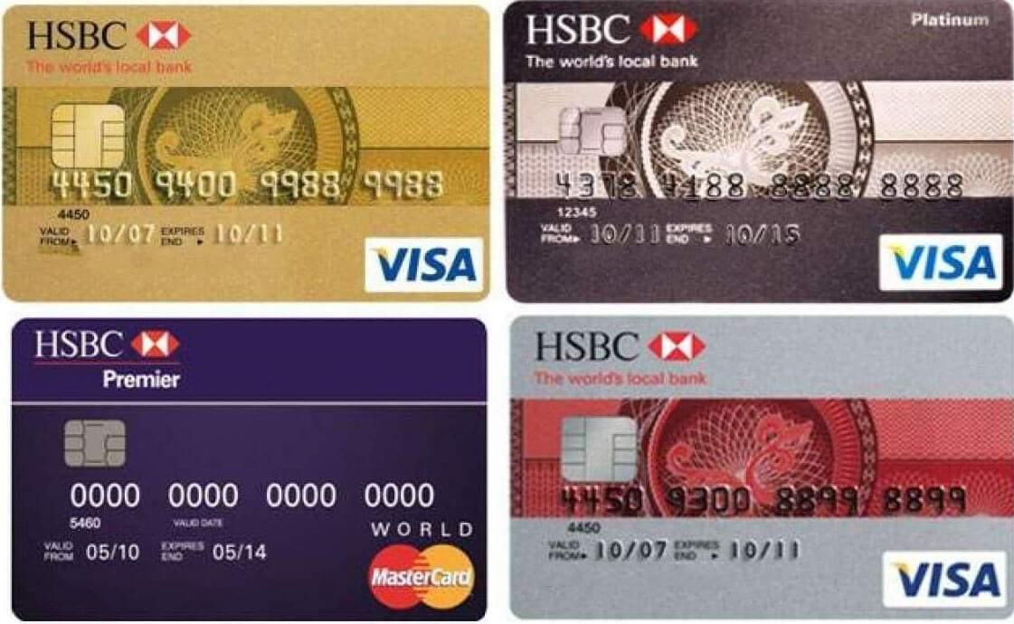 Thủ tục điều kiện làm thẻ HSBC