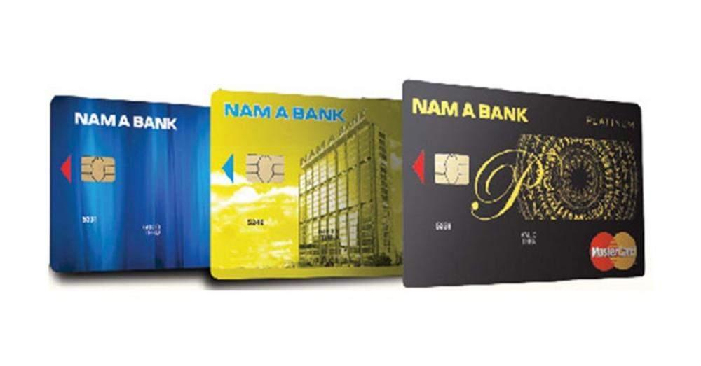 Thẻ tín dụng Nam Á Bank