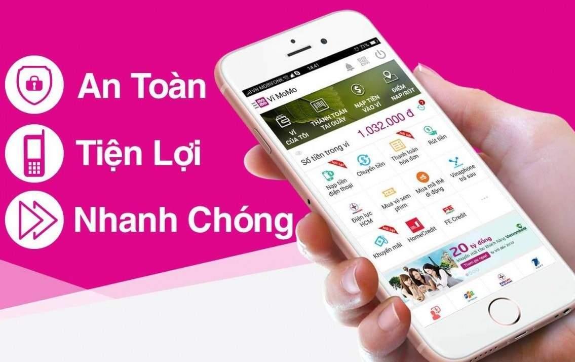 Kiếm tiền tại nhà với app MoMo