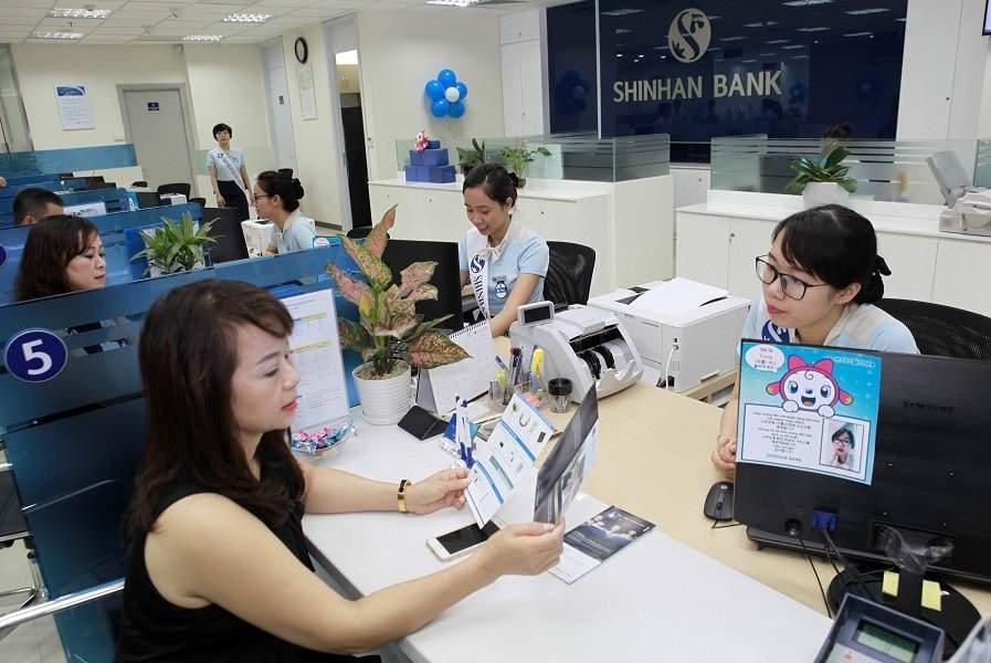 Tìm hiểu về vay thế chấp sổ đỏ ngân hàng Shinhan Bank