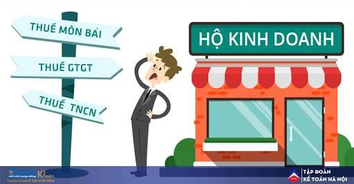 Tìm hiểu về vốn điều lệ hộ kinh doanh cá thể