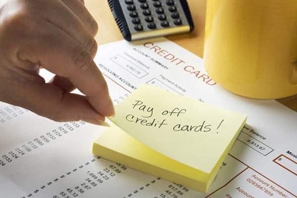 Thanh toán dư nợ thẻ