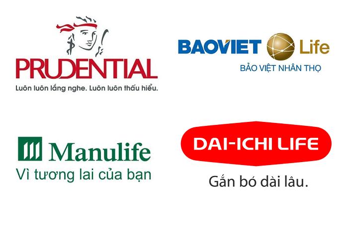 Các công ty bảo hiểm nhân thọ top đầu tại Việt Nam