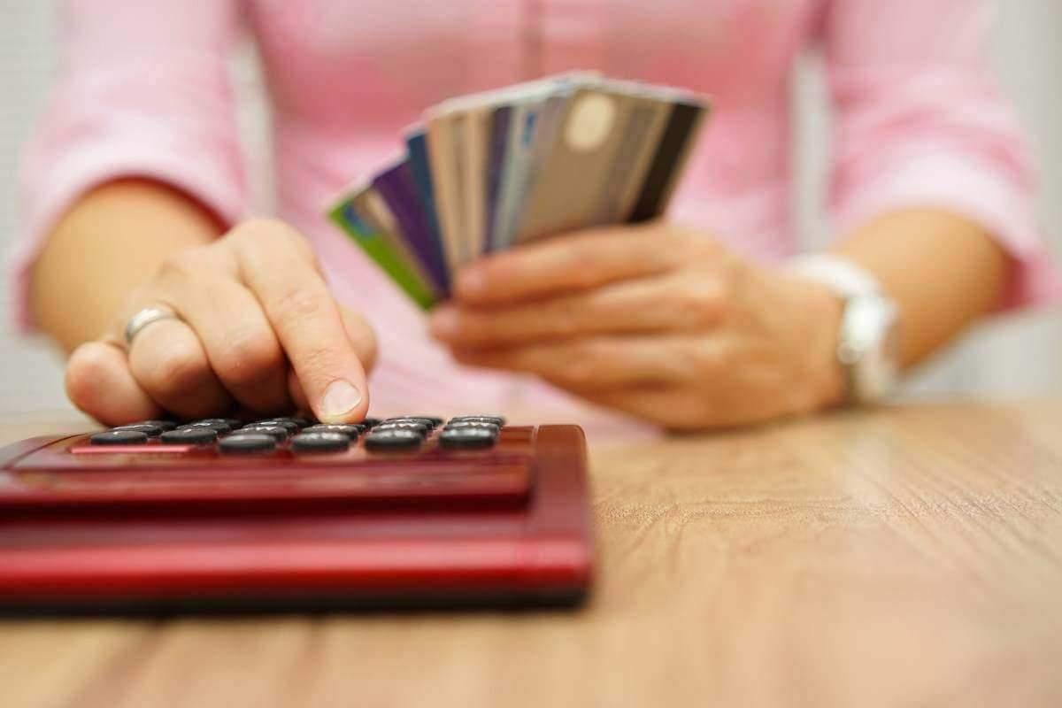 Biểu phí thẻ tín dụng HSBC
