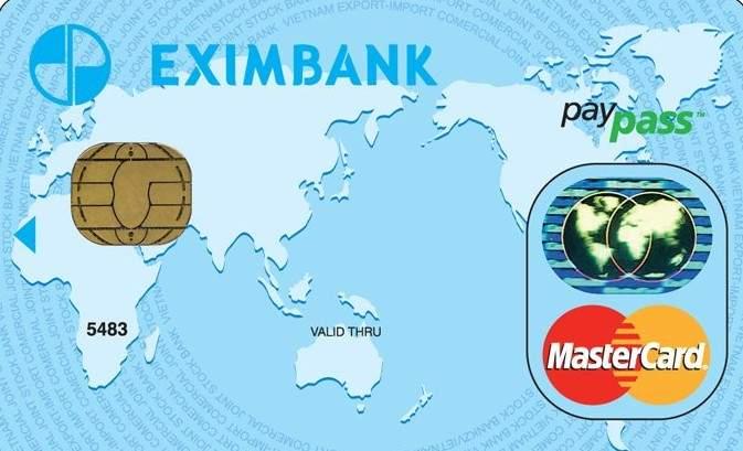 Thẻ MasterCard Paypass Debit Eximbank và những tiện ích không thể bỏ qua