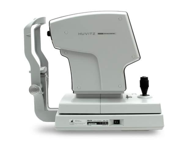 Hệ thống máy đo khúc xạ và cắt kính Huvitz