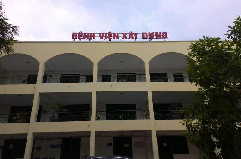 Bệnh viện Xây Dựng