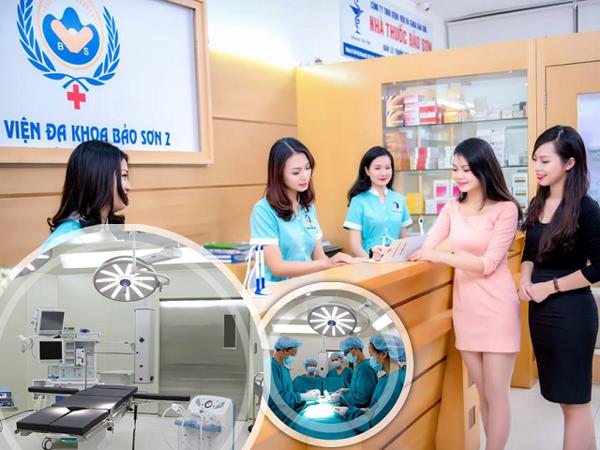 Bệnh viện đa khoa Bảo Sơn