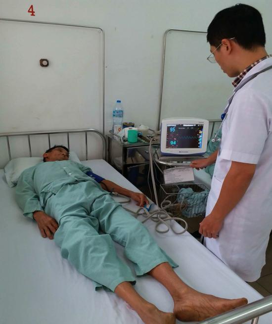 TD Bệnh nhân nặng