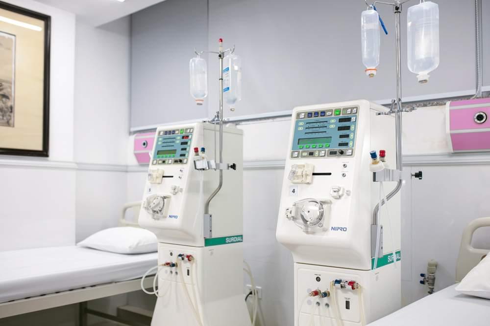 Surdial Nipro - khoa thận lọc máu