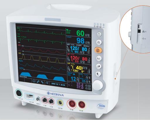 Monitor theo dõi bệnh nhân 5 thông số GE Healthcare