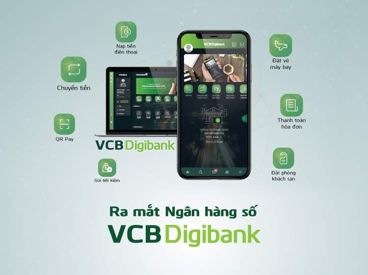 App tiết kiệm tiền Vietcombank