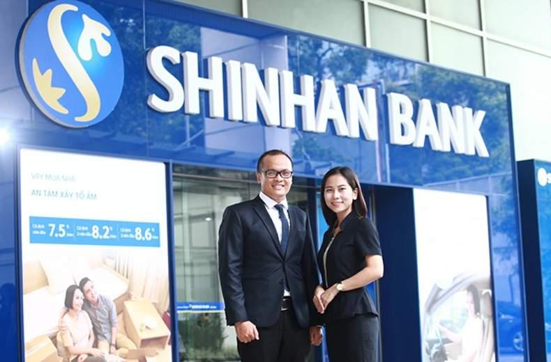 Shinhan Bank là ngân hàng uy tín của Hàn Quốc