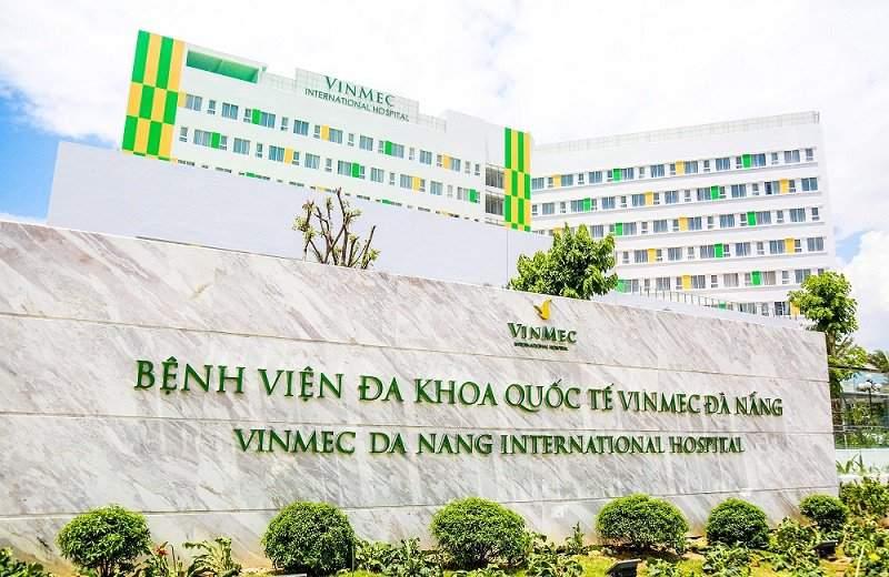 Bệnh viện Đa khoa quốc tế Vinmec Đà Nẵng