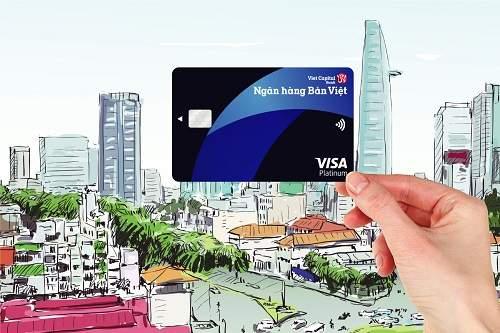 Thẻ Viet Capital bank với nhiều ưu đãi