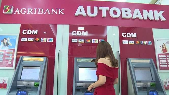 Cây ATM Agribank