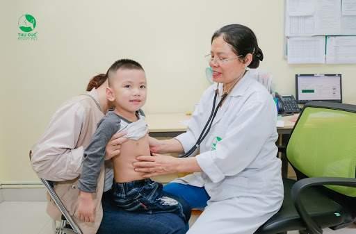 Bệnh lý trẻ em