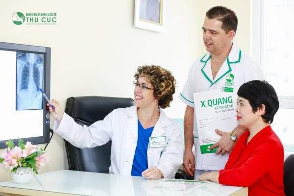 Hệ thống y tế Thu Cúc