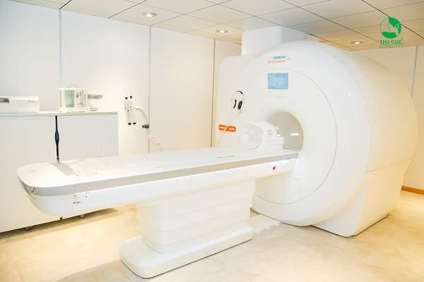 Chụp cộng hưởng từ MRI không sử dụng tia xạ X