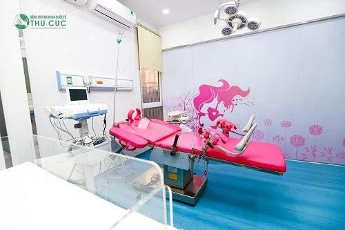 Khoa Phụ sản bệnh viện Thu Cúc