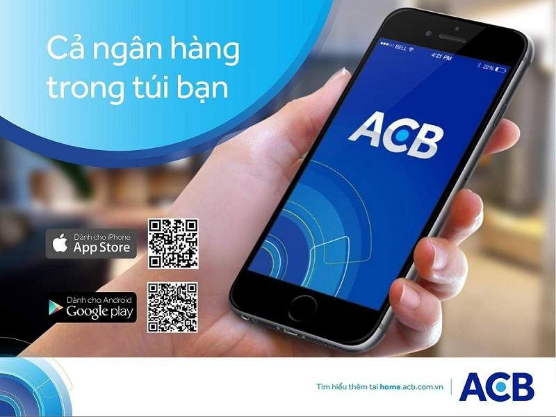 ACB Mobile banking