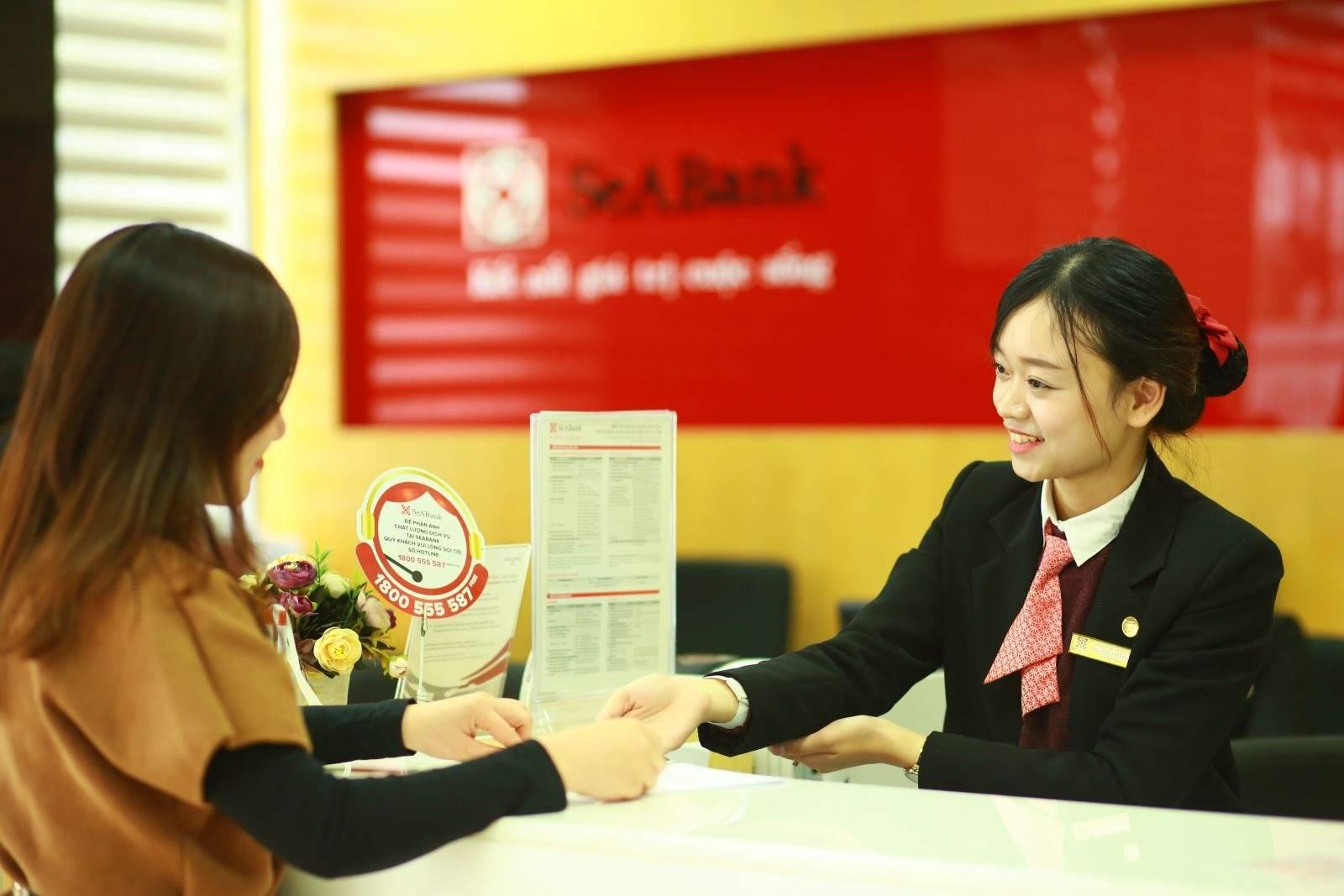 Bạn có thể đến ngân hàng SeABank để mua bảo hiểm