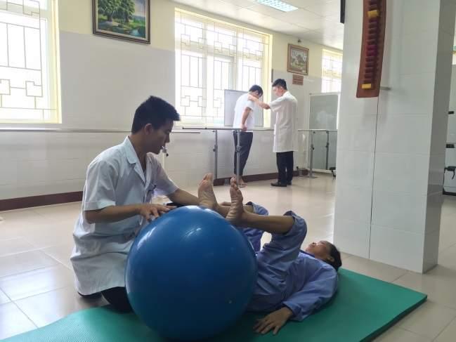 Khoa phục hồi chức năng