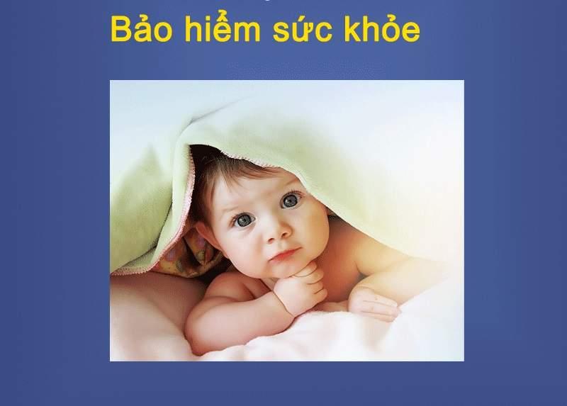 Bảo hiểm sức khỏe Bảo Việt cho bé
