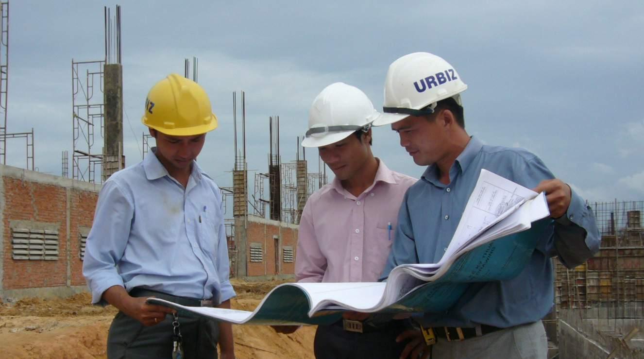 Kỹ sư xây dựng được xếp vào nhóm nghề 2
