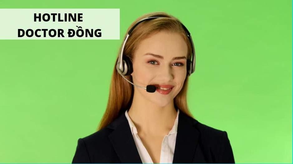 Số điện thoại hotline Doctor Đồng
