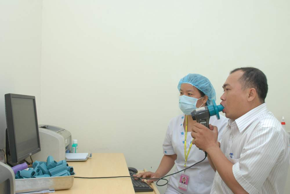 Khoa Thăm dò chức năng bệnh viện đại học y dược