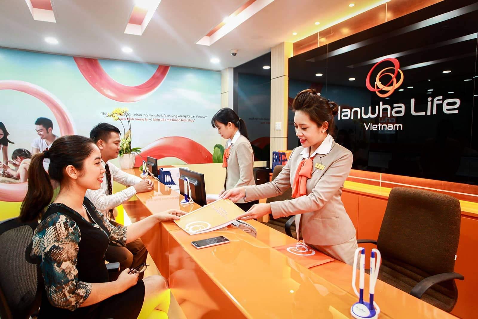 Cơ hội việc làm tại Hanwha Life