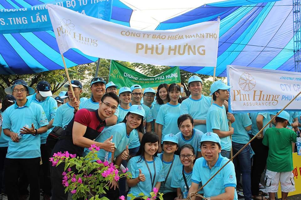 Trở thành nhân viên của công ty bảo hiểm nhân thọ Phú Hưng