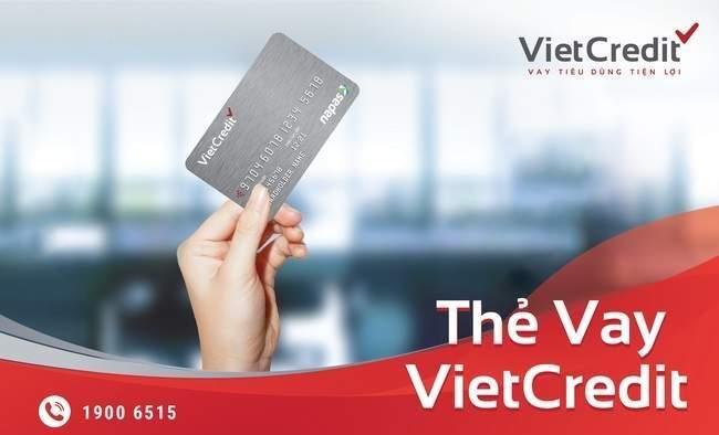 Cách hủy thẻ vay Vietcredit