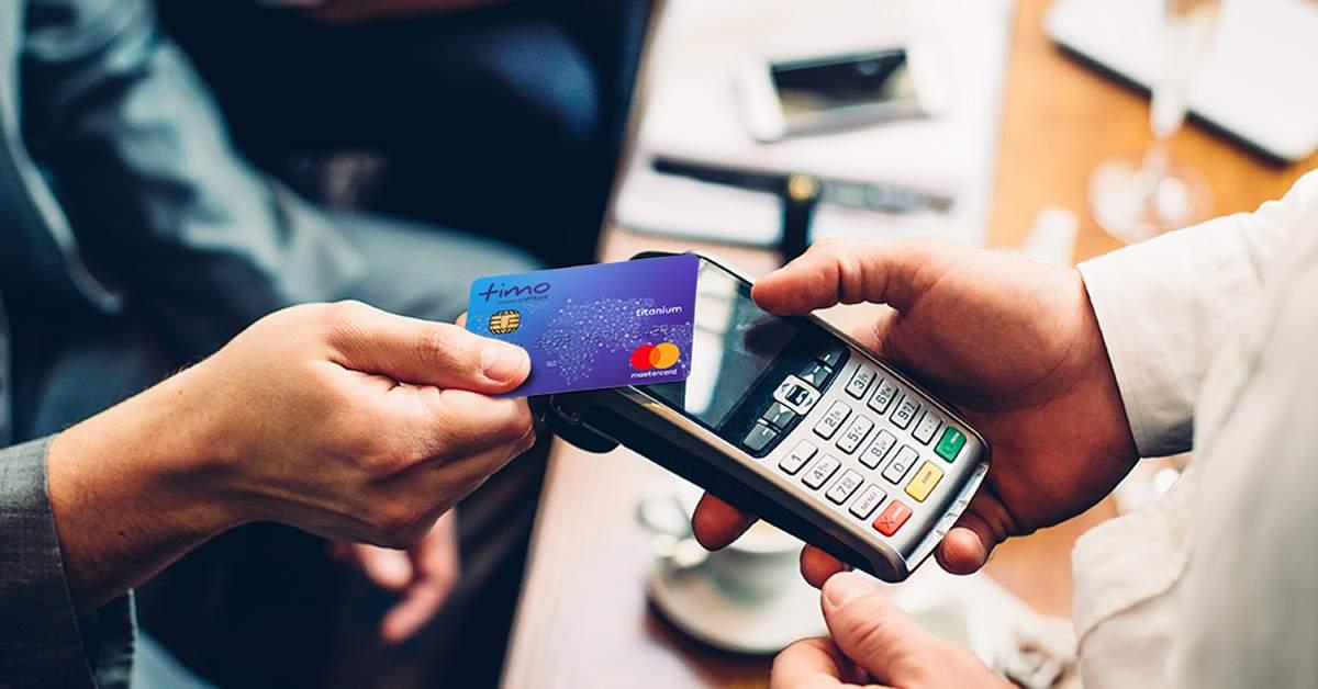 Cách trả góp qua thẻ tín dụng Timo Mastercard