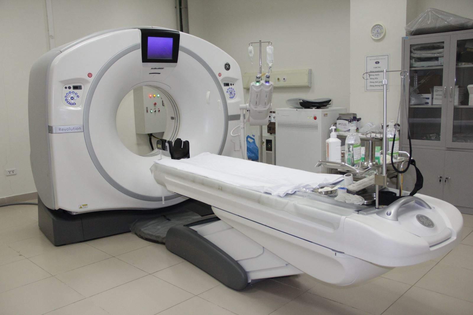 Khoa Chẩn đoán hình ảnh