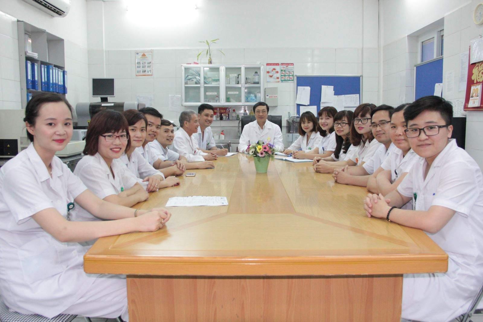 Khoa Huyết học - Truyền máu