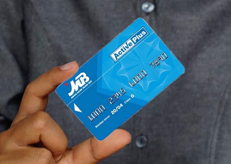 Thẻ ATM MB Active Plus - Thẻ ghi nợ nội địa mang nhiều tiện ích hấp dẫn