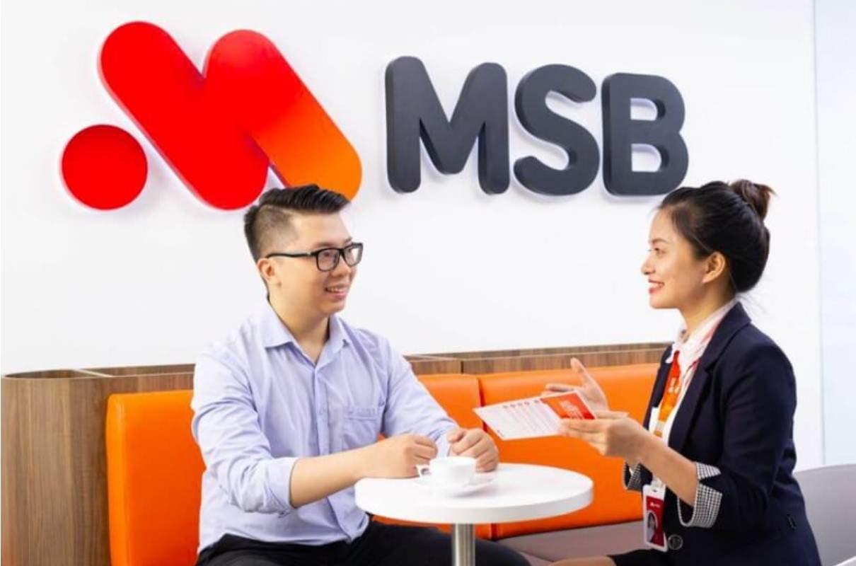 Vay trả góp ngân hàng MSB