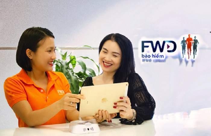 Đến trực tiếp phòng giao dịch của FWD